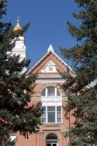 Fort Benton Courthouse, built in 1884
