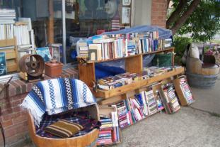 A very neat bookshop