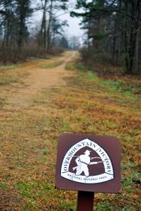 Cowpems National Battlefield ~ Gaffney, SC