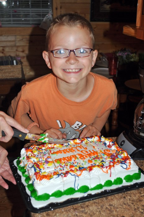 Happy 10th Birthday, William Clark!!!