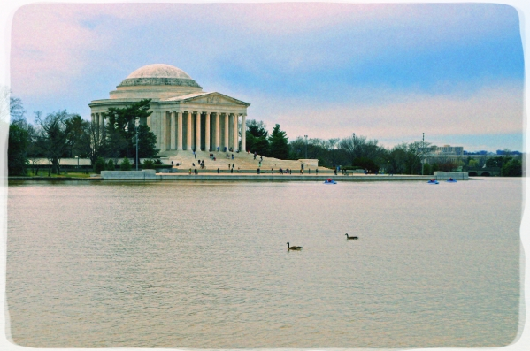 Thomas Jefferson Memorial, Washington D.C.