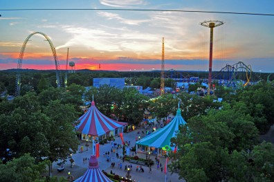 Six Flags, New Jersey