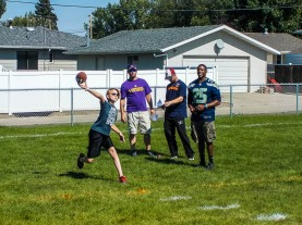 Punt Pass and Kick