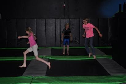 Gravity Park in ABQ.