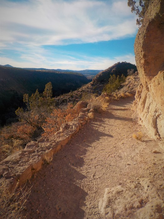 After a quiet winter, it appears as though lots of people have taken this trail lately!